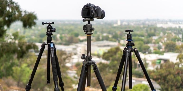 chân máy ảnh là gì