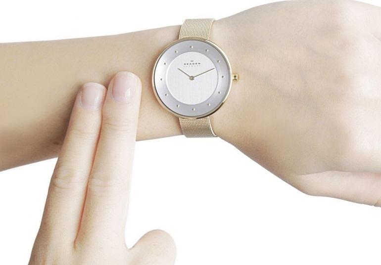 đồng hồ nữ skagen
