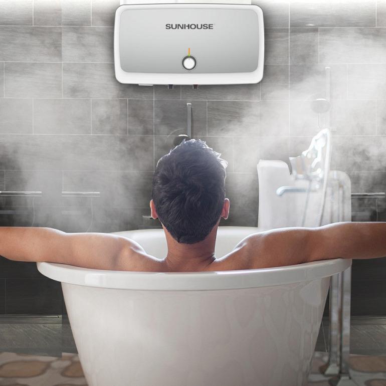 Bình tắm nóng lạnh