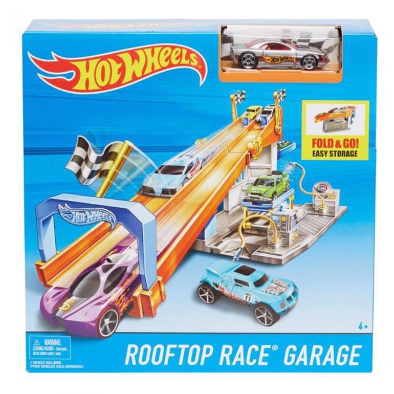 Bộ đường ray đua cơ bản Hot Wheels