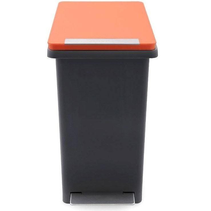 Thùng rác & Giỏ rác nhựa đạp dòng Compact Fitis PPS1-905 - 10L