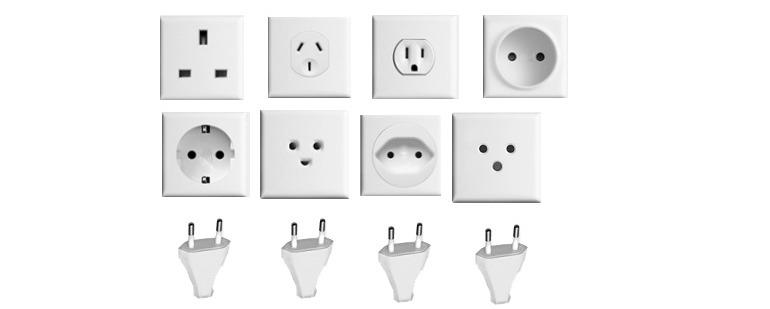 Ổ cắm điện dân dụng