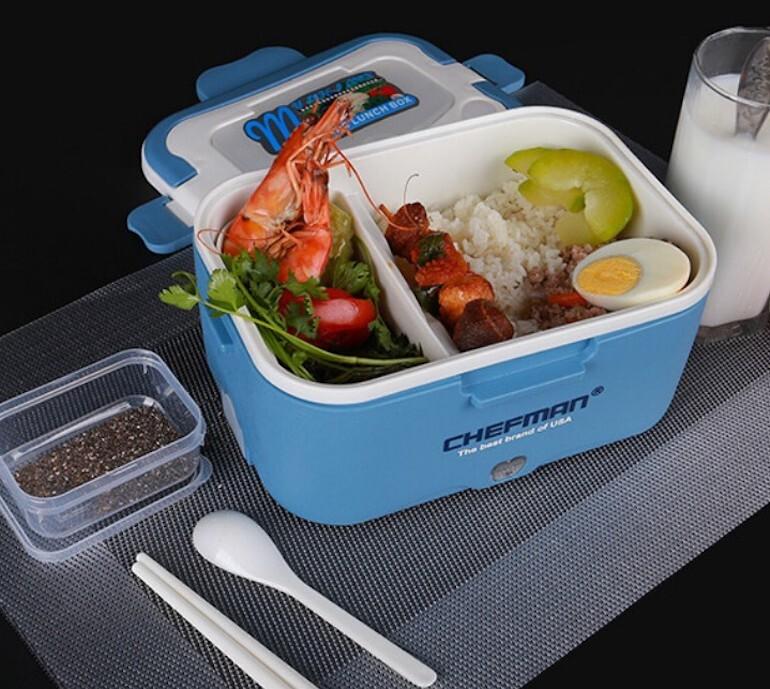 Hộp đựng đồ ăn trưa Chefman CM-112N