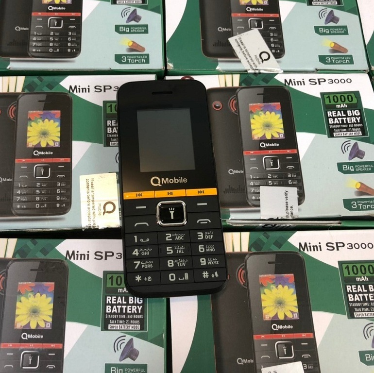 Điện thoại Q-Mobile