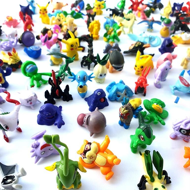 Đồ chơi Pokemon được rất nhiều bé yêu thích