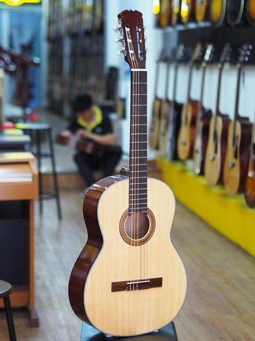 Xác định loại đàn guitar muốn sở hữu
