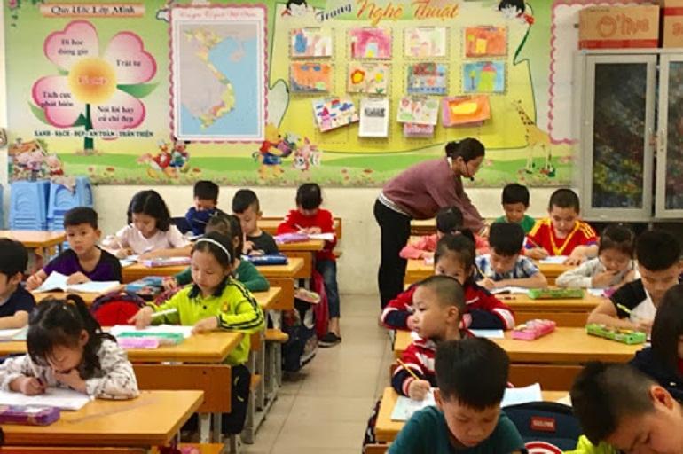 Các thiết bị giáo dục cho cấp tiểu học