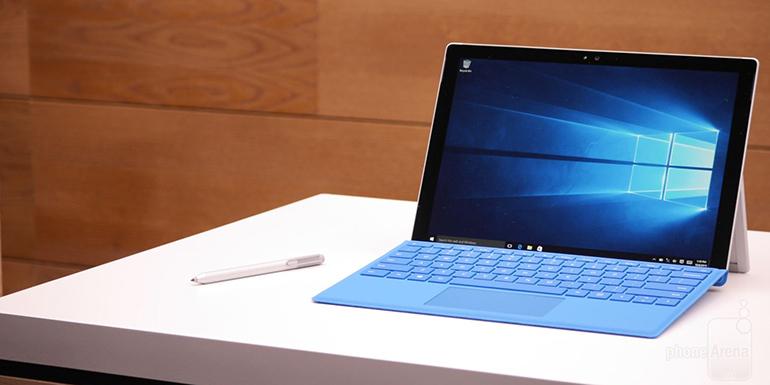 máy tính bảng microsoft surface
