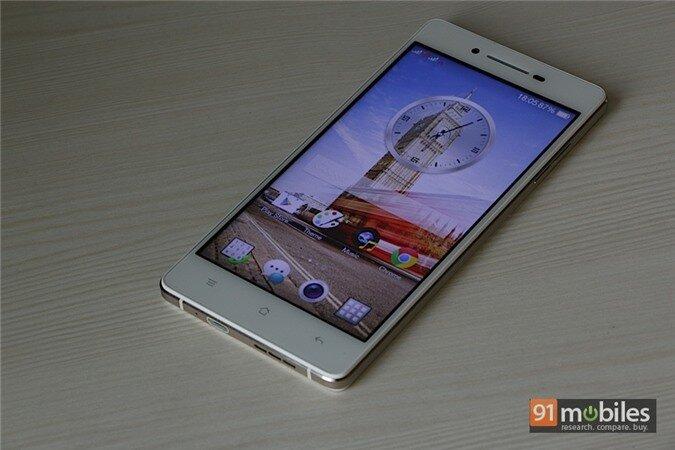 Oppo R1 dual-SIM
