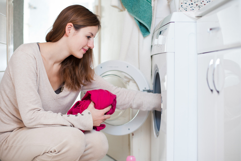 Chú ý giặt với khối lượng quần áo được nhà sản xuất khuyến cáo