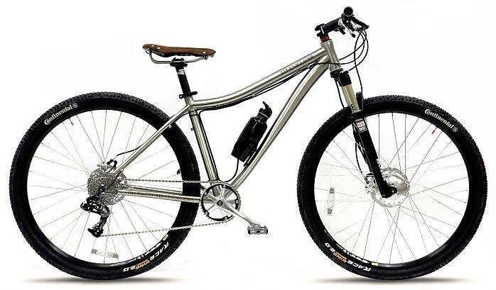 Prodego 29er Titanium - 16 kg