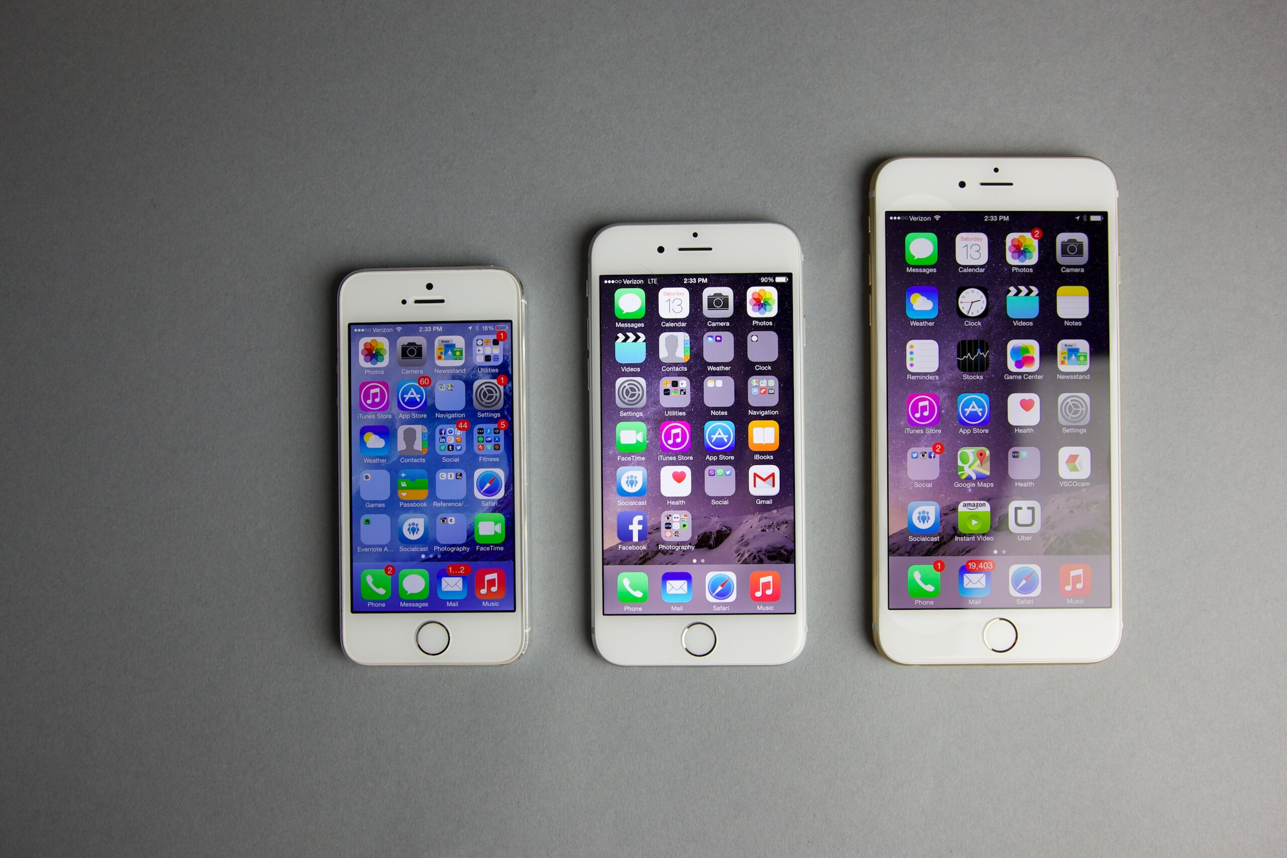 Bộ 3 siêu phẩm của Apple đã ra mắt