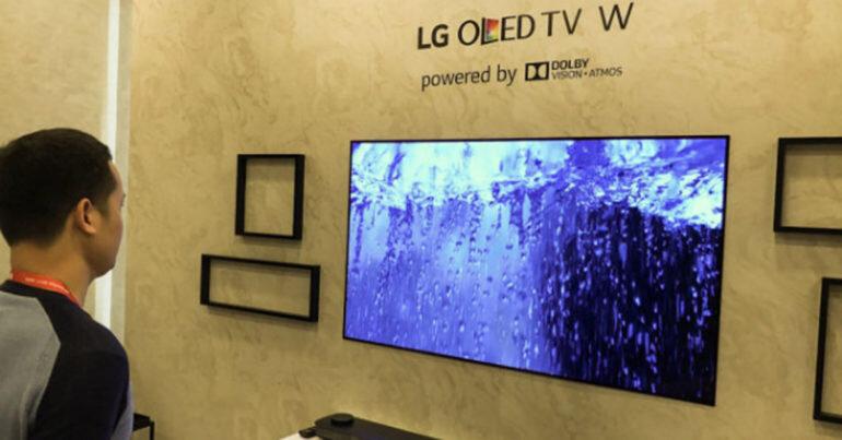 Tivi công nghệ mới sửa được không ?