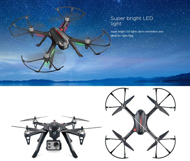 Flycam MJX Bugs 3
