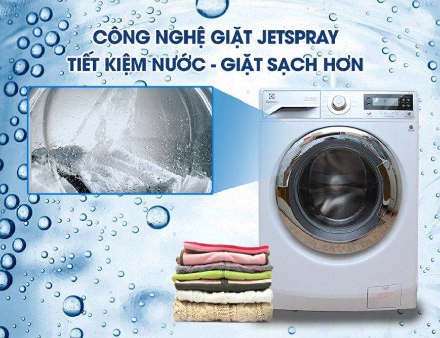 Chọn máy giặt ứng dụng công nghệ Inverter