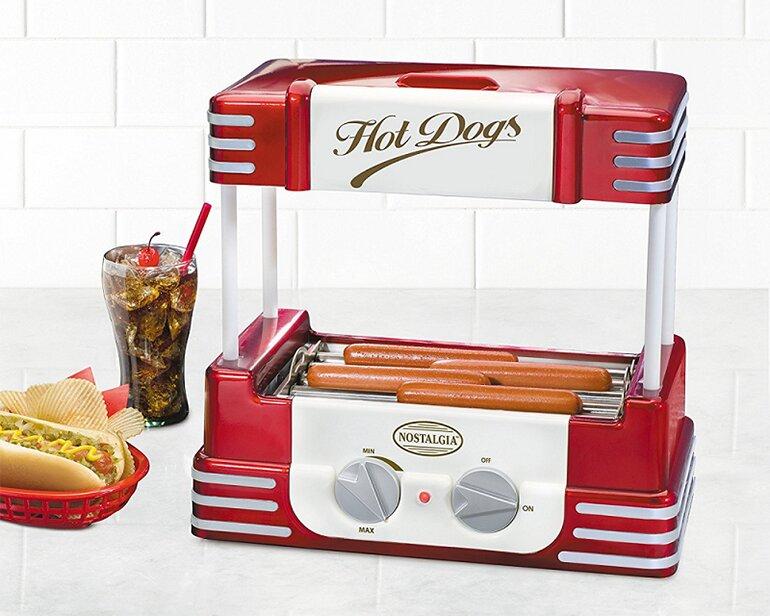 Chất liệu máy tốt sẽ làm ra chiếc bánh ngon và chất lượng