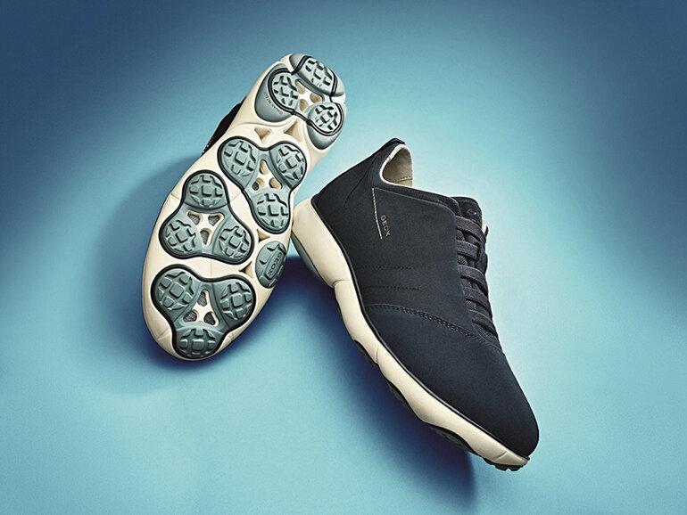 Dòng giày lười Nebula B của Geox được các tín đồ thời trang vô cùng ưa chuộng