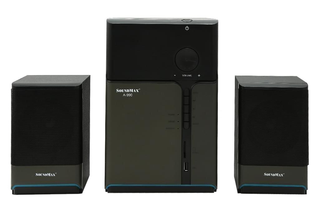 Loa máy tính Soundmax A990 2.1, Bluetooth
