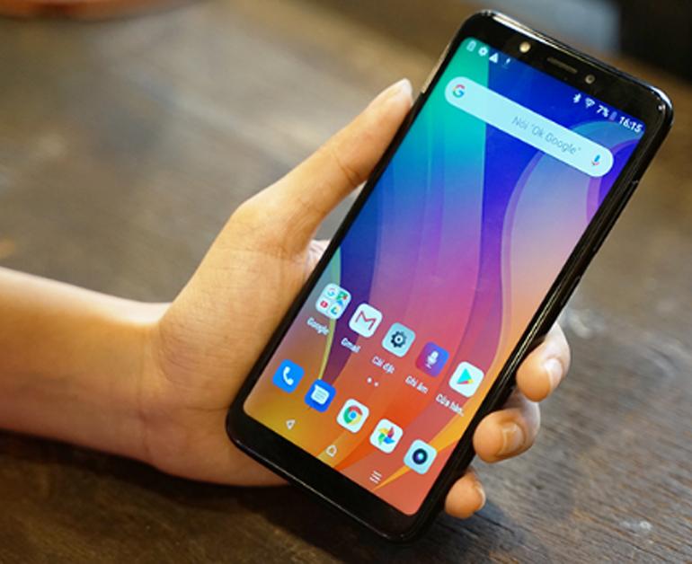 Đánh giá review smartphoneVsmart Joy 1+