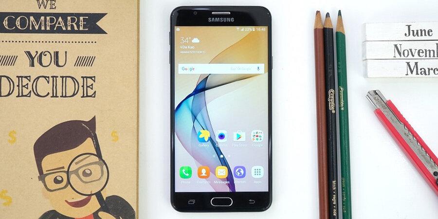 Samsung Galaxy J7 Prime 2016 có đáng mua? 2