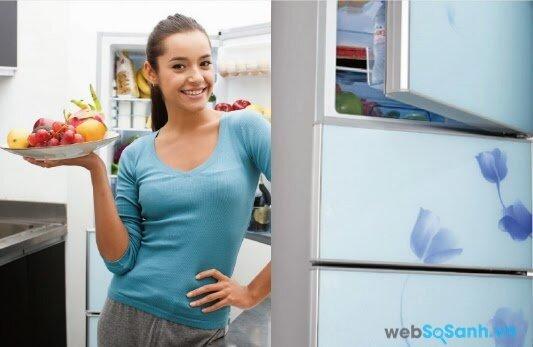 Bộ lọc kháng khuẩn Hygiene Fresh giúp thực phẩm lươi tươi ngon (nguồn: internet)