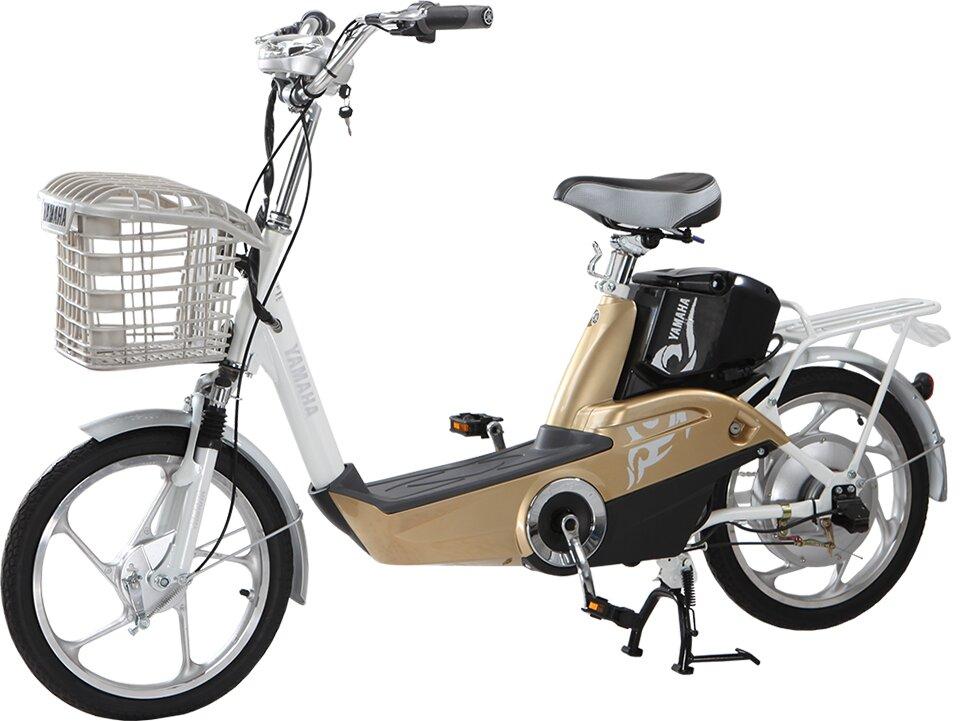 Xe đạp điện Yamaha được thị trường ưa chuộng