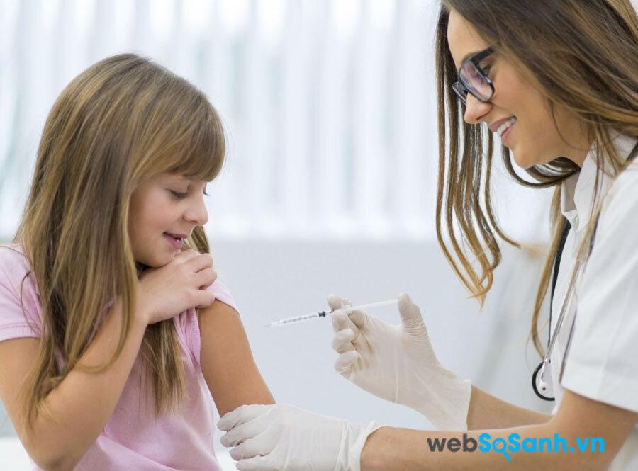 Trẻ em rất dễ bị nhiễm sởi