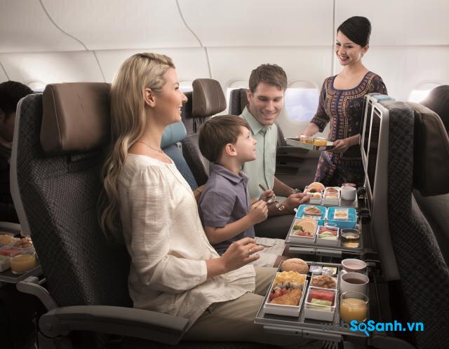 Vé tiết kiệm ít khi trống trong một chuyến bay