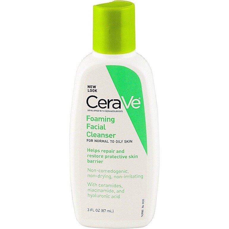 Đôi nét về thương hiệu sữa rửa mặt Cerave