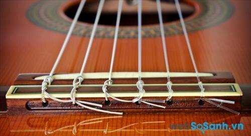 Đàn guitar 6 dây là phổ biến nhất