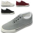 Giày sneaker nam vải trẻ trung