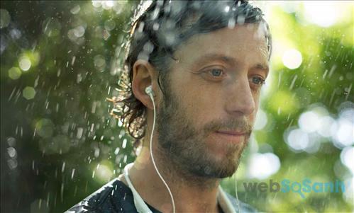 Những chiếc tai nghe chống nước