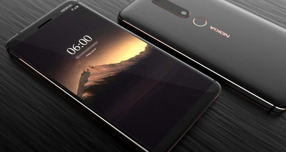 Nokia 6 - Sự trở lại ấn tượng của Nokia
