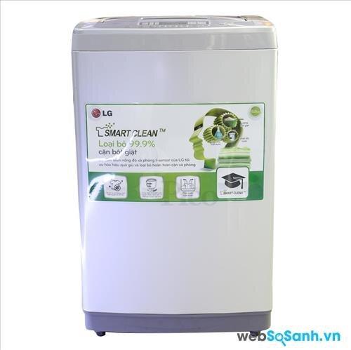 Máy giặt lồng đứng LG được người tiêu dùng khá ưa chuộng