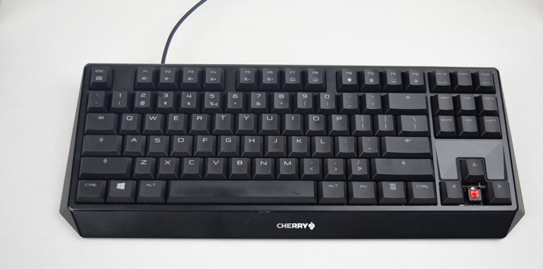 bàn phím cherry mx board 1.0 tkl