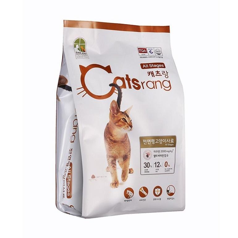 Thức ăn cho mèo Catsrang