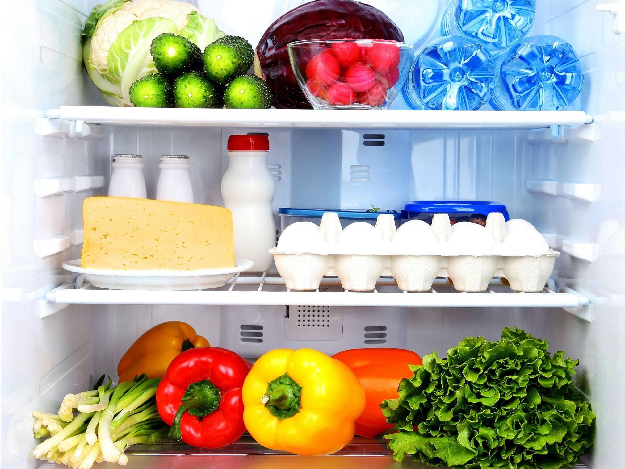 Công nghệ kháng khuẩn khử mùi Hygiene Fresh+ giúp giữ lạnh thực phẩm tươi ngon hơn.