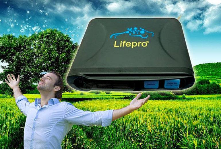 máy lọc không khí Lifepro L338