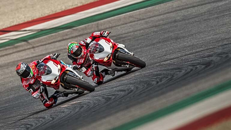 Ducati 1299 Panigale R FE đã ngừng sản xuất