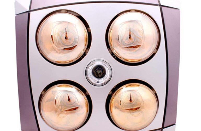 Đèn sưởi nhà tắm âm trần