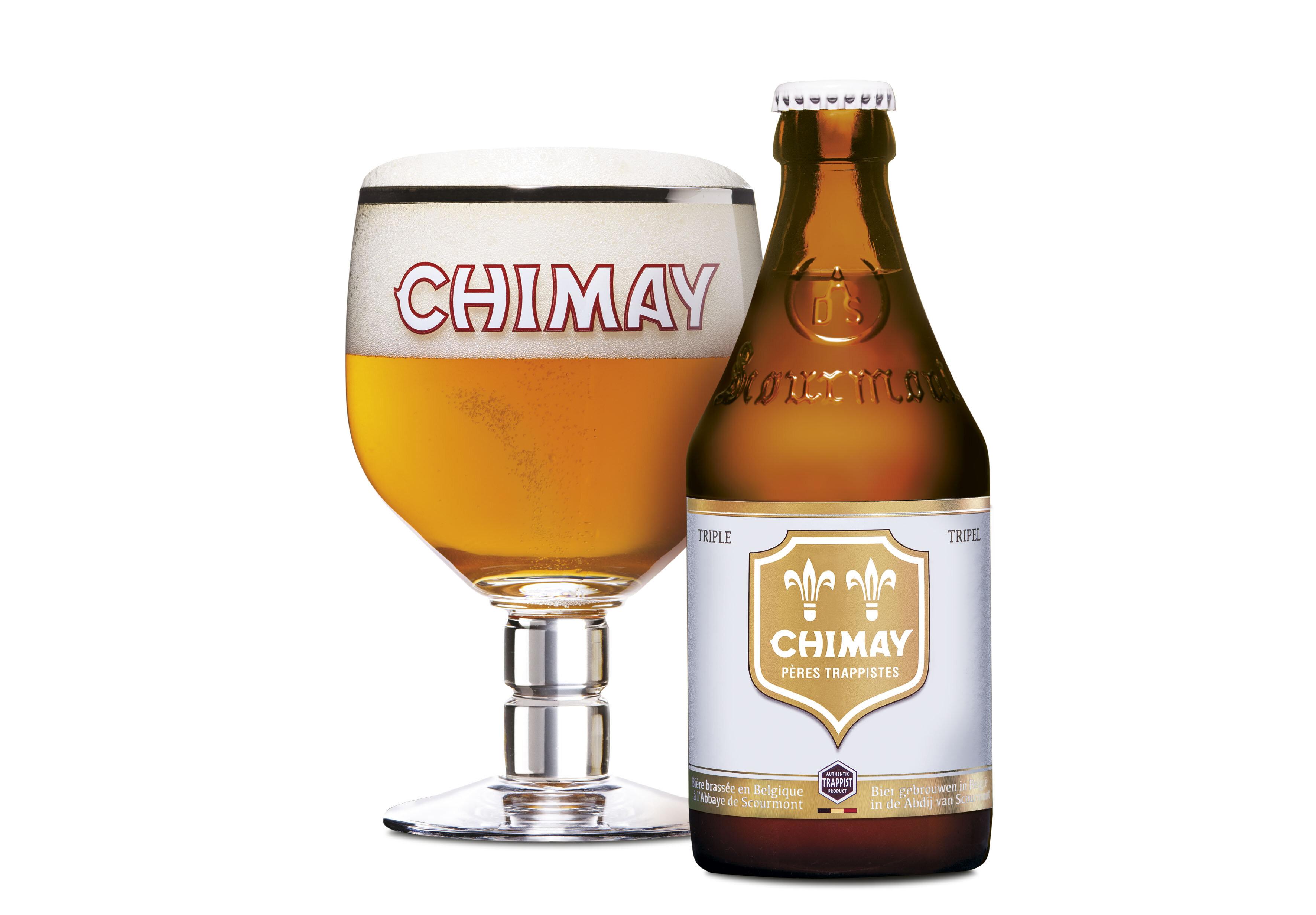 Bia Chimay trắng - bia Chimay Tripple