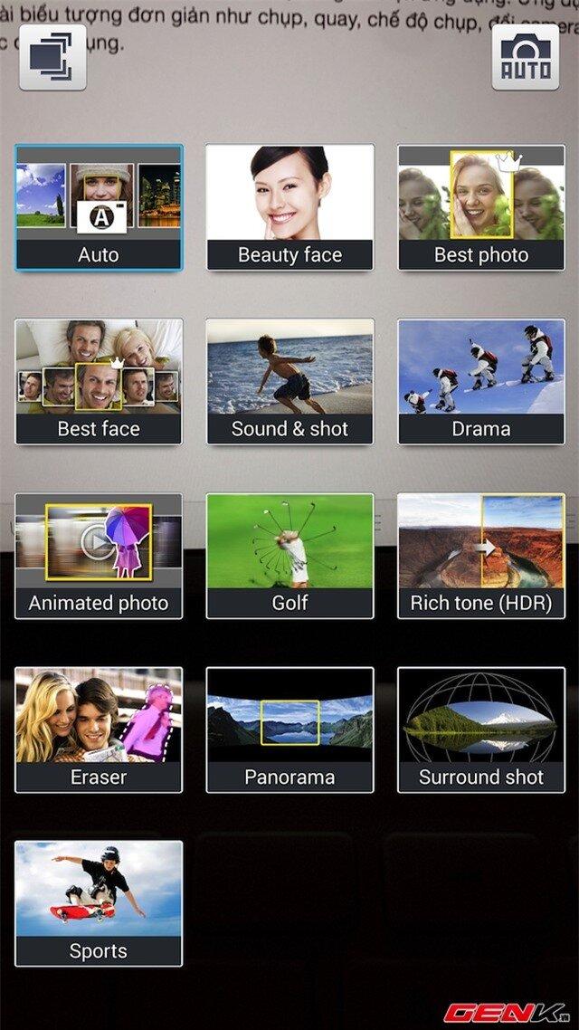 Đánh giá camera trên Note 3: Quay phim tốt, chụp thiếu sáng chưa hoàn thiện