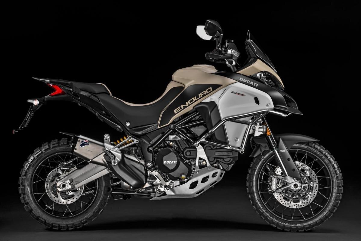 Dòng xe Ducati Multistrada sở hữu động cơ tiên tiến, thế hệ mới của hãng.