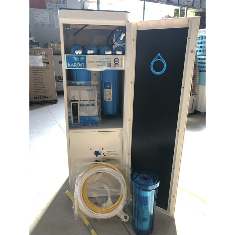 Máy lọc nước Karofi M-I129/h cho bạn nguồn nước đảm bảo và an toàn