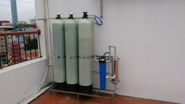 máy lọc nước sinh hoạt loại nào tốt nhất