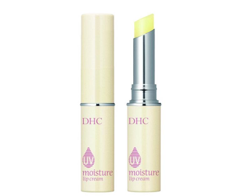 Review son dưỡng chống nắng DHC UV Moisture Lip Cream