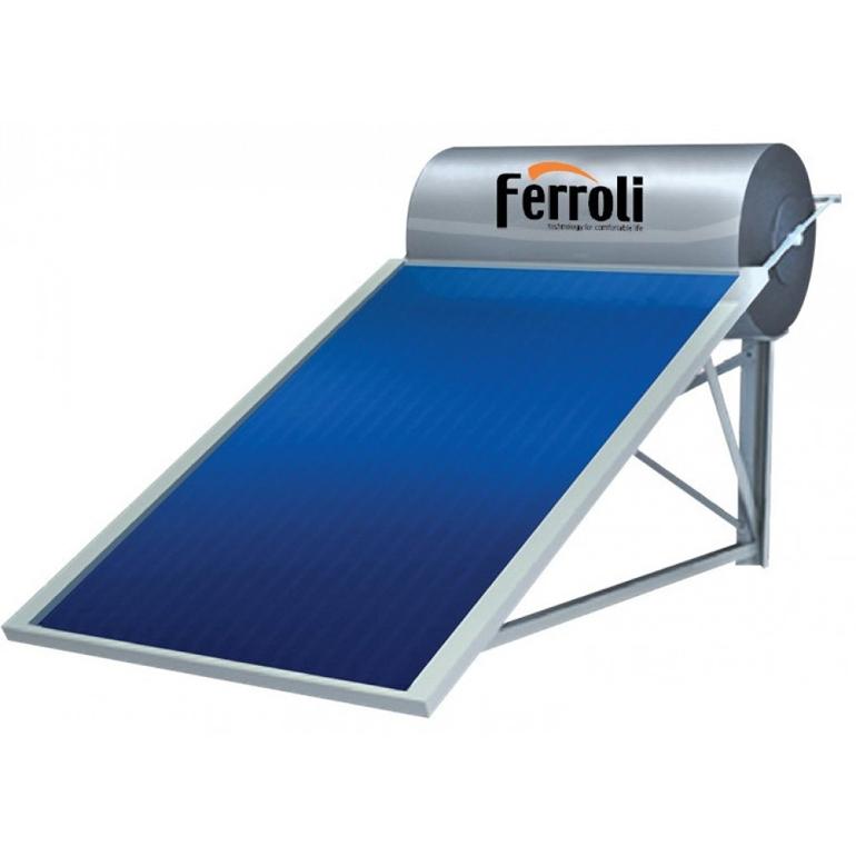 Bình nước nóng năng lượng mặt trời Ferroli