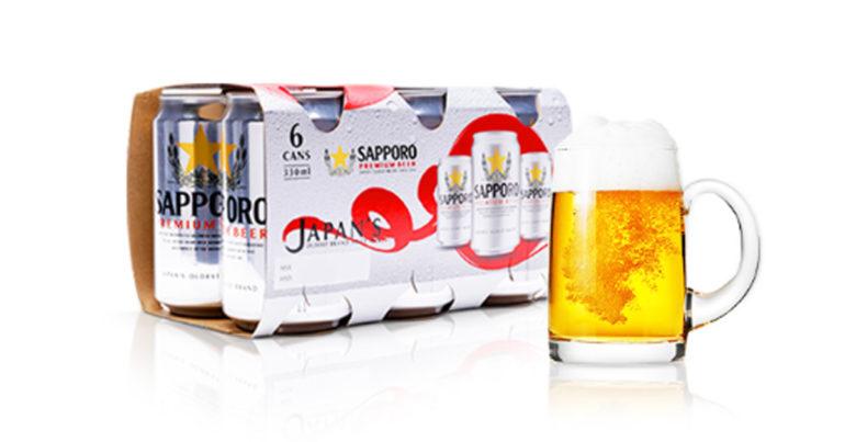 Bia Sapporo của nước nào ? Giá bia Sapporo 2019 bao nhiêu tiền ?
