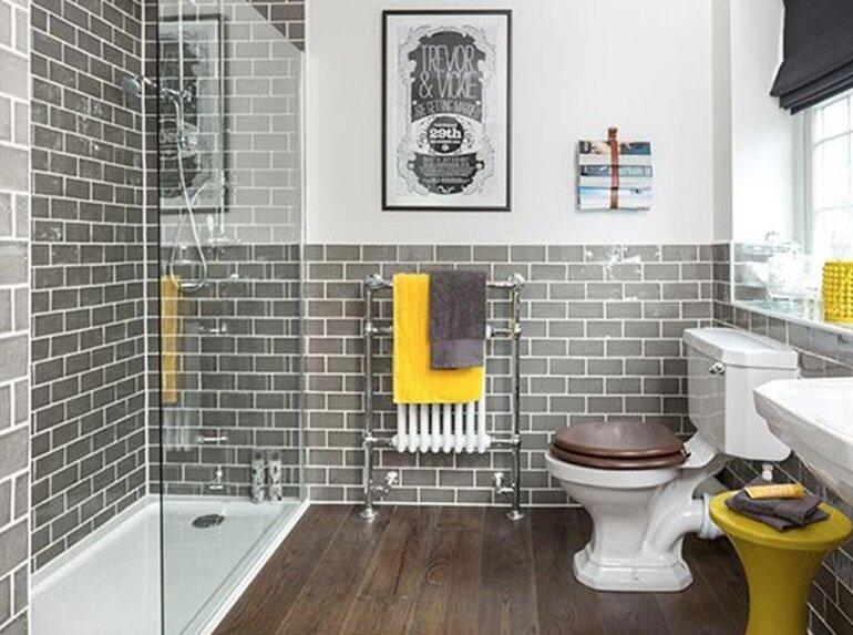 Tham khảo xu hướng thiết kế nội thất phòng tắm đẹp năm 2020