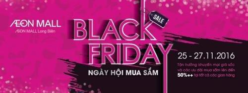 Canifa giảm giá 50% Black Friday 2016